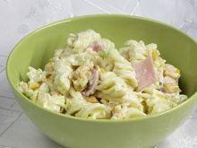 Ivkin cestovinový šalát so syrom Gouda, Tzatziki, Pasta Salat, Fusilli, Potato Salad, Salads, Potatoes, Ethnic Recipes, Syr