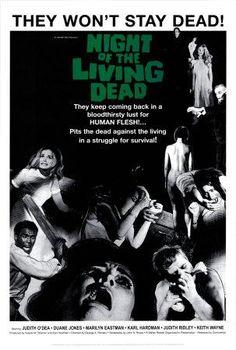 La noche de los muertos vivientes (1968) - FilmAffinity