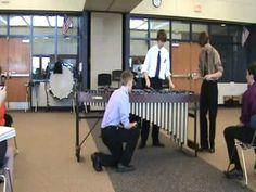 CR Prairie HS Stubernic-- Awesome marimba!