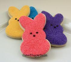 peeps sugar cookies