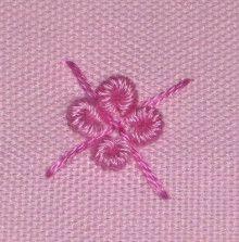 $【かんたん刺繍教室】たった6つのステッチだけでらくらく刺繍上達ブログ