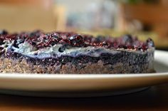 Borůvkový dort Vegan, Health, Recipes, Food, Health Care, Essen, Meals, Ripped Recipes, Eten