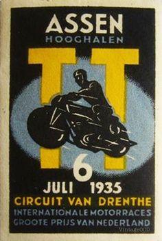 Moto Poster - TT