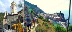 Vernazza, Cinque Terre, e toda a essência da natureza