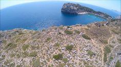 Antony Quinn Bay Rhodes Island