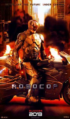 ROBOCOP (2013) by N8MA.deviantart.com