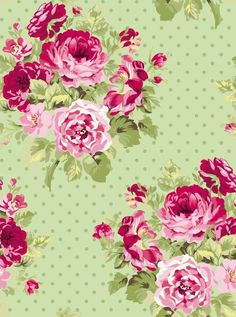 Heritage Studio Rose Cotton Fabric Collection by Fabric Traditions!