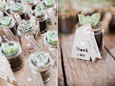 Wedding Favor Ideas - The Girl Creative