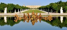 Palace of Versailles, Gardens of Versailles, and Marie Antoinette's Estate - Versailles, France... history, nature, and great architecture