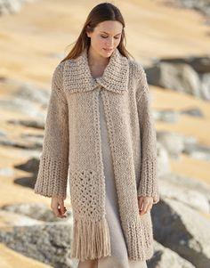 Book Woman Concept 2 Autumn / Winter   14: Woman Coat   Mustard