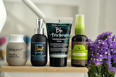mini reviews living proof bumble and bumble macadamia rottenotter rotten otter blog