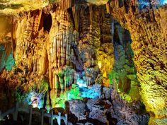 Piękna, Jaskinia, Mostek