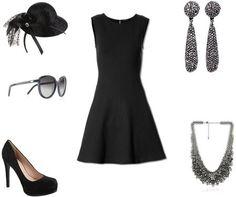 ♥•✿•♥•✿ڿڰۣ•♥•✿•♥ღڿڰۣ✿•♥•✿♥ღڿڰۣ✿•♥✿♥ღڿڰۣ✿•♥  little black dress  ♥•✿•♥•✿ڿڰۣ•♥•✿•♥ღڿڰۣ✿•♥•✿♥ღڿڰۣ✿•♥✿♥ღڿڰۣ✿•♥