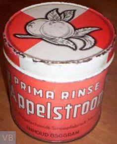 R. Nagelschmidt - Prima Rinse Appelstroop [Rood/wit]