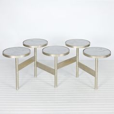I love this hinged coffee table! It comes in gold leaf too.