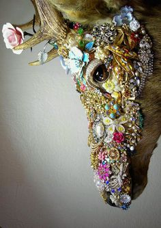 The most beautiful deer in the world.