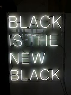 black, black and white, black is the new black, dope, neon . Black Love, Back To Black, Black Is Beautiful, Black And White, Hey Gorgeous, Black Neon, Color Black, Matte Black, Black Style