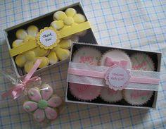Cookie Packaging by Brenda's Cakes - Ohio, via Flickr