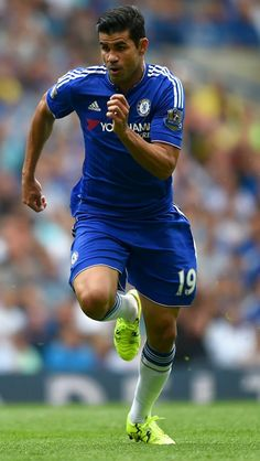 Diego Costa... they love to hate him. We love to love him.