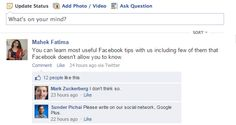 Create Fake Facebook Status Updates/Wall Posts & Chat Messages
