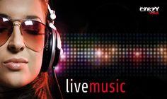 #live music #toallas de microfibra #toallas personalizadas #toallas estampadas #toallas playa