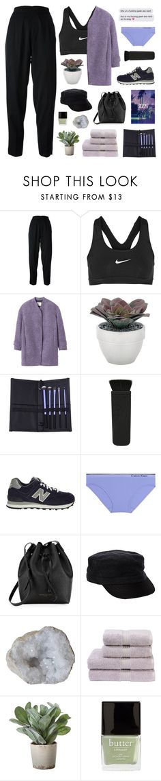 """DEJLIG"" by wi-fi-li-fe ❤ liked on Polyvore featuring Chanel, NIKE, Rebecca Taylor, Torre & Tagus, New Balance, Calvin Klein Underwear, Kenneth Cole, Christy and Butter London"