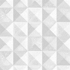 Diese Gardine von Vallila Interior wirkt von der Ferne aus ziemlich minimalistisch, wenn man das Sintra Motiv aber von der Nähe aus betrachtet, sieht man, dass dieses grafische Muster mit feinen Details wirklich nicht geizt. Herrliches Textildesign von Matleena Issakainen für Vallila Interior.