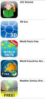 Science & Social Studies apps
