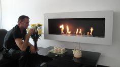 Bio ethanol fireplace BE150 AFIRE