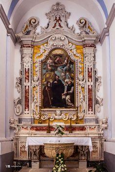Complesso monastico di Sant'Agostino | Matera, Sassi 2013