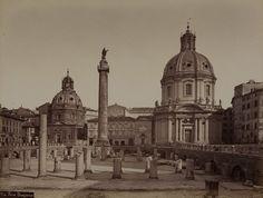Emperor Trajan's exceptional life, a new Rome show - Trajan's Column (1865)