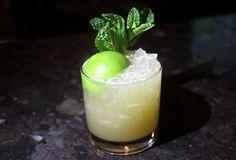 320 Main's Mai Tai #Rum cocktail via Los Angeles Magazine #bars