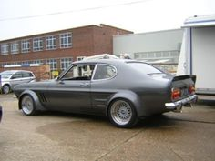 1972 Ford Capri MK1 - Supercharged V8 Powered