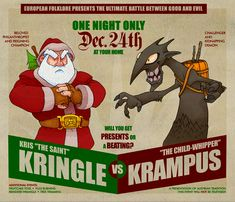 krampus holiday party - Google Search