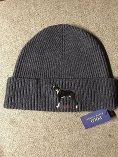 c3d4980029d NWT POLO Ralph Lauren Knit Beanie Mens Cuffed Hat Bear Logo Gray  fashion   clothing  shoes  accessories  mensaccessories  hats (ebay link)