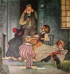 Tricking Trick-Or-Treaters