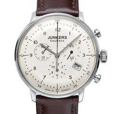 JUNKERS - Men's Watches - Junkers Bauhaus - Ref. 6086-5