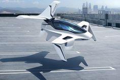 Depuis Toulouse, les voitures volantes se préparent à conquérir le ciel - ToulÉco