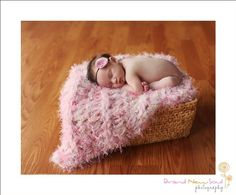 Baby picture props