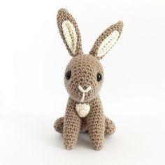 Buy Hopscotch Bunny amigurumi pattern - AmigurumiPatterns.net