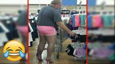 Weird People At Walmart