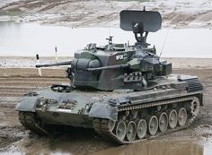 Tank photo Flakpanzer Gepard