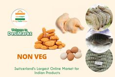 Buy Online Fresh Indian Grocery from Desimarkt and avail good discount. Indian Grocery Store, Zurich, Switzerland, Dog Food Recipes, Fresh