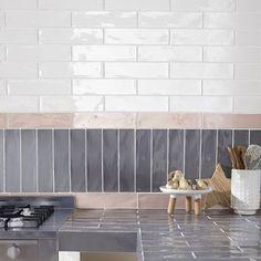 Carrelage Mural Nouria Blanc 75 X 30 Cm