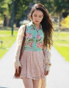 Pastelly ( Floral Shirts & Blouses )