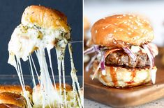 12 Delicious Sliders That Prove Good Things Come In Small Packages