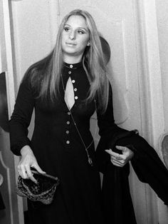 Barbra Streisand   70's I want this outfit <3