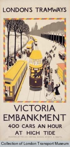 Poster 1995/1774 - Poster and Artwork collection online from the London Transport Museum http://www.london4vacations.com/