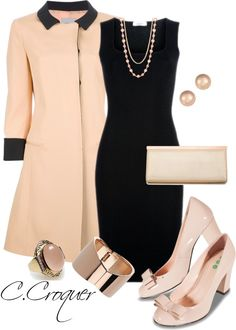 """Blush 2"" by ccroquer ❤ liked on Polyvore"