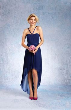 Alfred Angelo 7335S $230.99 Bridesmaid Dress